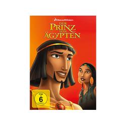 Der Prinz von Ägypten DVD
