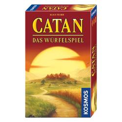 Kosmos Spiel, Catan - Das Kartenspiel