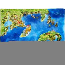 JAKO-O Spielteppich Pirat, blau - blau