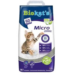 Biokats Micro classic 14 l im Papiersack