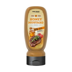 Body Attack - Honey Mustard Sauce - 320ml