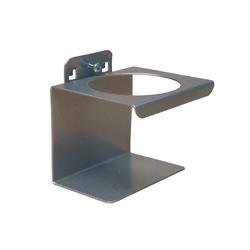ADB Spraydosen Halter / Dosenhalter für Lochwände, Farbe (RAL): Weissaluminium (RAL 9006)
