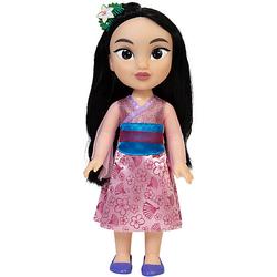 Disney Princess Mulan Spielpuppe 35 cm pink-kombi