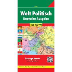 Welt politisch 1 : 35 000 000