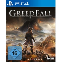 Greed Fall (USK) (PS4)