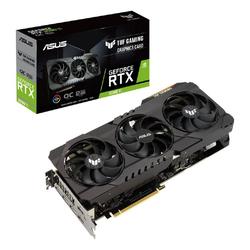 Asus TUF Gaming GeForce RTX 3080Ti O12GB Gaming-Grafikkarte GDDR6X Nvidia Grafikkarte (12 GB)