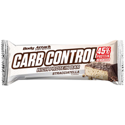 Body Attack Carb Control Riegel, 100g