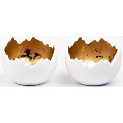 Fabriano Kerzenhalter Lume (Set, 2 Stück) Ø 10 cm x 8 cm