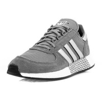 adidas Marathon Tech grey three/silver met./grey four 42