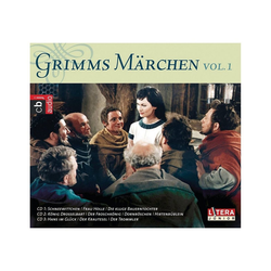 Edel Hörspiel CD Gebrüder Grimm-Grimms Märchen Box 1