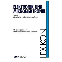 Lexikon Elektronik und Mikroelektronik  2 Bde. - Buch
