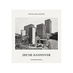 Zeche Hannover. Hilla Becher  Bernd Becher  - Buch