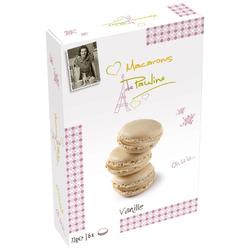 Macarons de Pauline Vanille Mandel Creme Makronetörtchen 72g 3er Pack