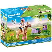 Playmobil Country Sammelpony Isländer 70514