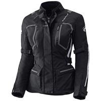 Held Zorro Damen Touring Textiljacke, schwarz, Größe S