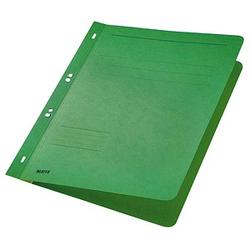 50 LEITZ Ösenhefter 3742 grün DIN A4