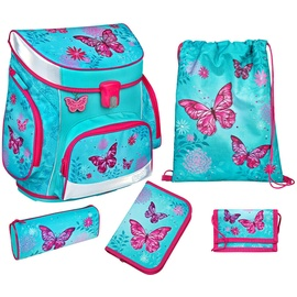 Scooli Campus Fit Pro 6-tlg. Butterfly