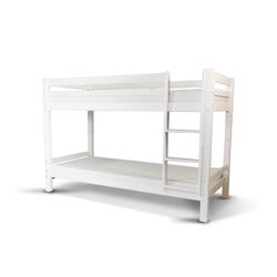 Łóżko piętrowe Felippe z sosnowego drewna