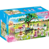 Playmobil City Life Hochzeitsparty (9228)