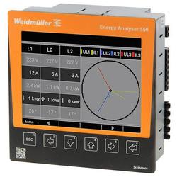 Weidmüller ENERGY ANALYSER 550 Digitales Einbaumessgerät