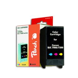 Peach Tintenpatrone color kompatibel zu Canon BCI-61C