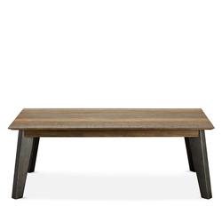 Holztisch aus Akazie Massivholz 140 cm breit