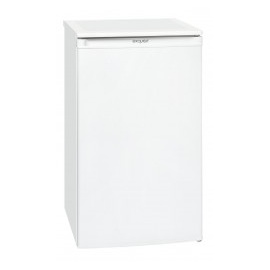 EXQUISIT KS116TOP A+ Weiß 850 mm hoch Standgerät Kühlschrank