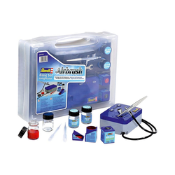 Revell® Dekorierstift Revell Modellbausatz - Basic Set mit Kompressor