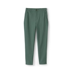Ponté-Jerseyhose, Damen, Größe: M Normal, Grün, by Lands' End, Eukalyptus - M - Eukalyptus