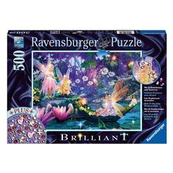 Ravensburger Puzzle Im Feenwald, 500 Puzzleteile, Made in Germany, FSC® - schützt Wald - weltweit