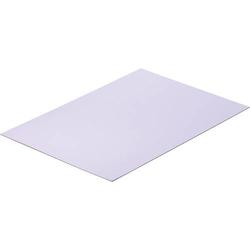 Reely Polystyrol-Platte (L x B) 330mm x 230mm 0.5mm