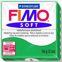 Modelliermasse Fimo soft 56g smaragd