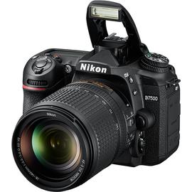 Nikon D7500 + AF-S DX 18-140 mm ED VR