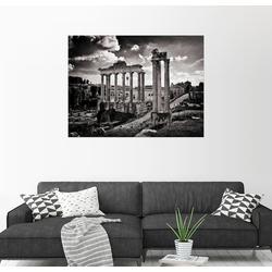 Posterlounge Wandbild, Rom - Forum Romanum 80 cm x 60 cm
