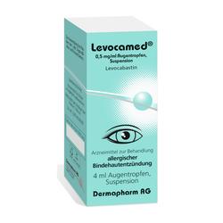 Levocamed 0,5 mg/ml Augentropfen