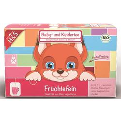 H&S Früchtefein Baby- und Kindertee Bio