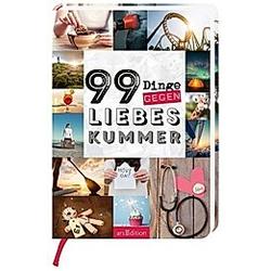 99 Dinge gegen Liebeskummer - Buch