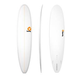 Torq Epoxy TET Longboard Pinline Surfboard Wellenreiter, Größe: 9'6''