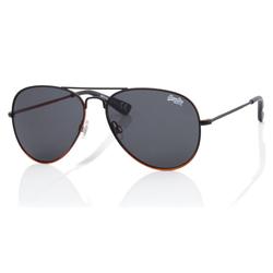 Superdry Sonnenbrille SDS Heritage schwarz