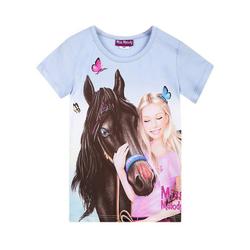 Miss Melody T-Shirt Miss Melody T-Shirt für Mädchen blau 116