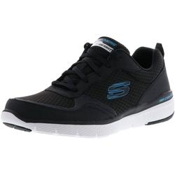 Skechers 52954/BLK Flex Advantage 3.0 Black Sneaker 45