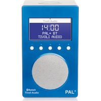 Tivoli PAL+ BT blau / weiß