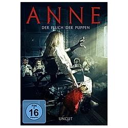 Anne - Der Fluch der Puppen - DVD  Filme