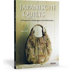 Japanische Quilts - 29 Projekte mit Anleitungen und Schnittmustern als Buch von Yoko Saito