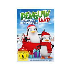 Penguin Land - Im der Pinguine DVD