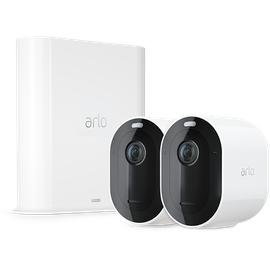 Arlo Kabelloses Sicherheitssystem Pro 3 mit 2 HD-Kameras VMS4240P