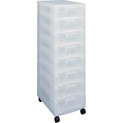 Really Useful Box Aufbewahrungsboxen transparent