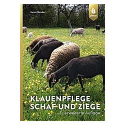 Klauenpflege Schaf und Ziege. Heinz Strobel  - Buch