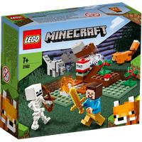 Lego Minecraft Das Taiga-Abenteuer 21162
