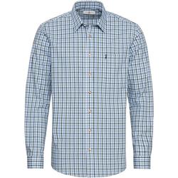 Almsach Trachtenhemd Trachtenhemd Basic, kariert XXL
